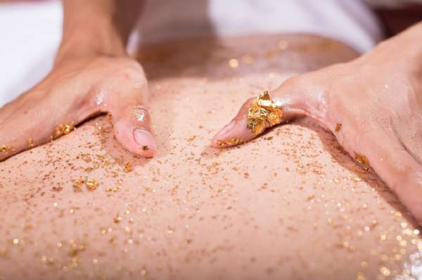 GOLDMASSAGE