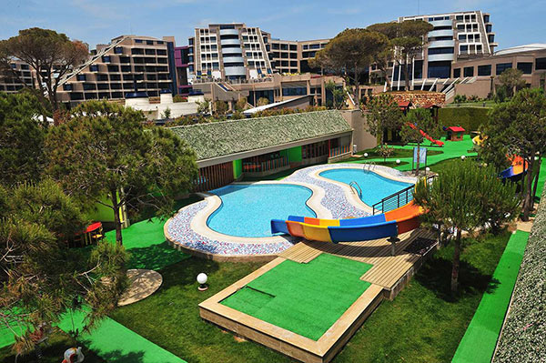 Susesi Luxury Resort Kinderklub