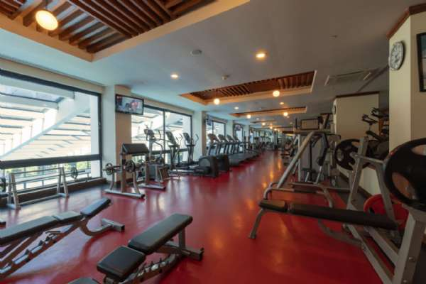 Susesi Luxury Resort Fitness - Futbol - Golf