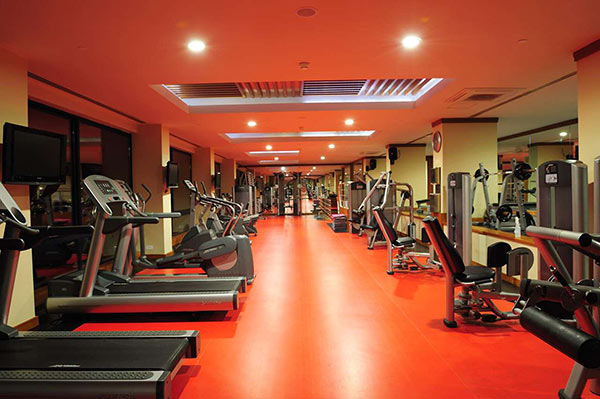Susesi Luxury Resort Fitness