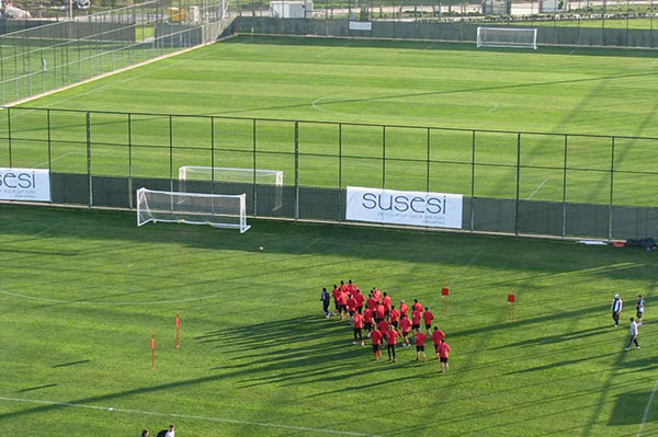 Susesi Luxury Resort Futbol