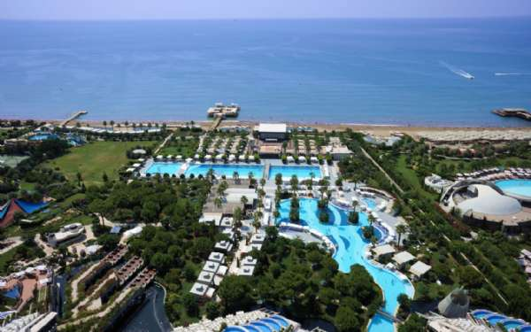 Susesi Luxury Resort General Areas