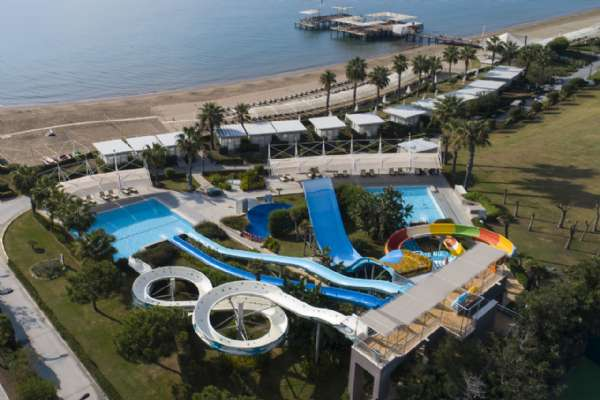 Susesi Luxury Resort Havuzlar, Plaj Ve Aquapark