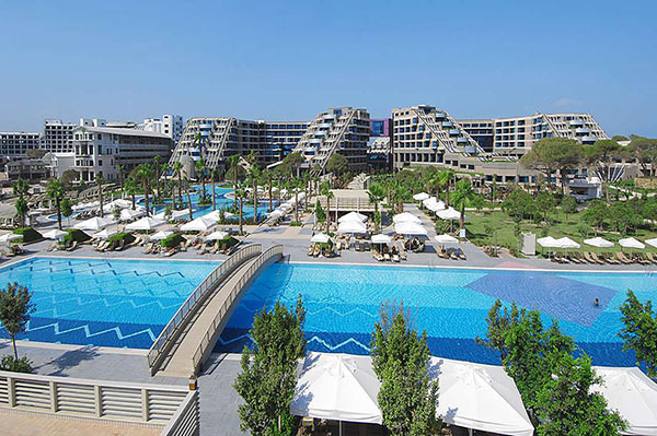 Susesi Luxury Resort Ana Havuz