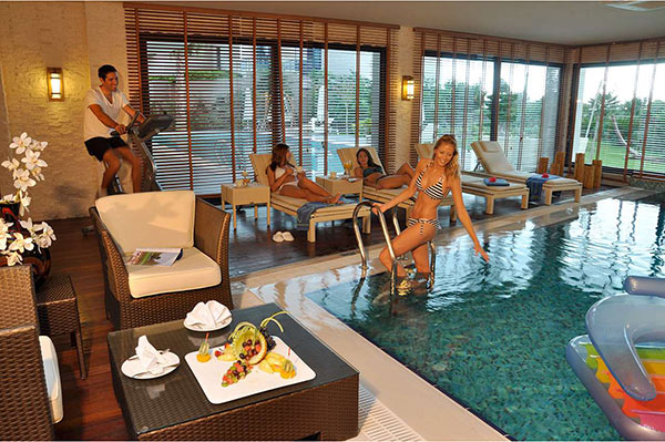 Susesi Luxury Resort Vip Villalar