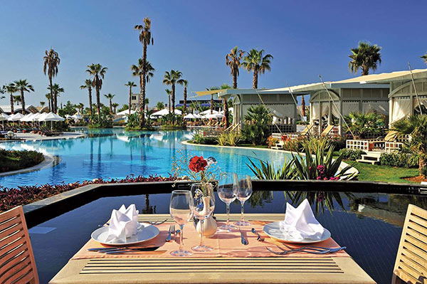 Susesi Luxury Resort Tumanna A'la Carte