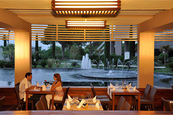 Susesi Luxury Resort Turquoise Restoran